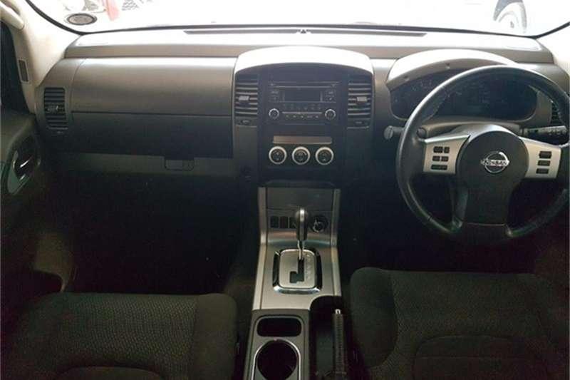 Nissan Navara 2.5dCi double cab 4x4 LE auto 2015