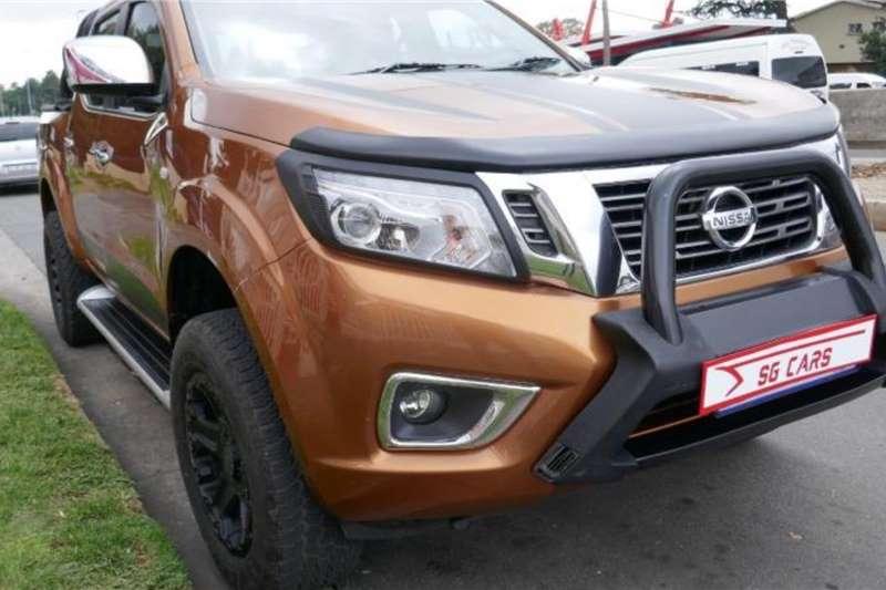 Nissan Navara 2.5dCi double cab 4x4 Safari 2017
