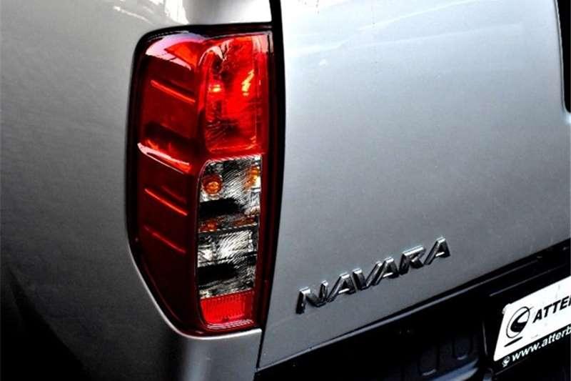 Nissan Navara 2.5dCi double cab 4x4 SE 2014