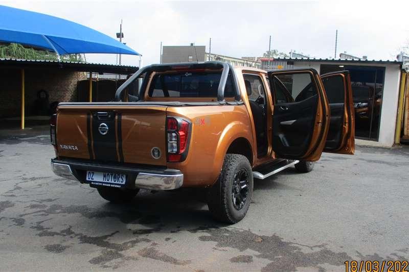 Nissan Navara 2.5dCi double cab 4x4 titanium 2017