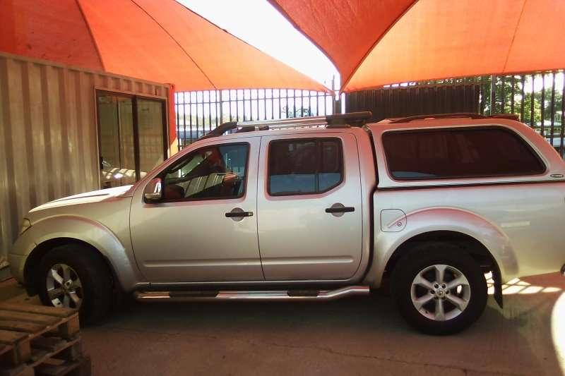 Nissan Navara 2.5dCi double cab 4x4 XE 2007