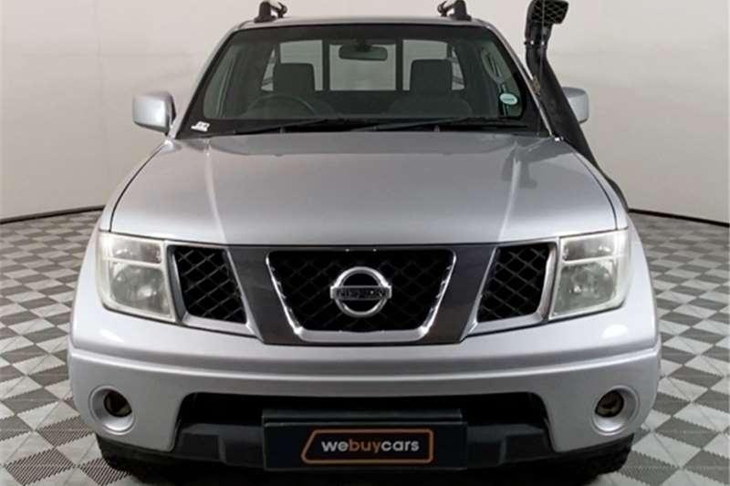 2012 Nissan Navara Navara 2.5dCi double cab 4x4 XE