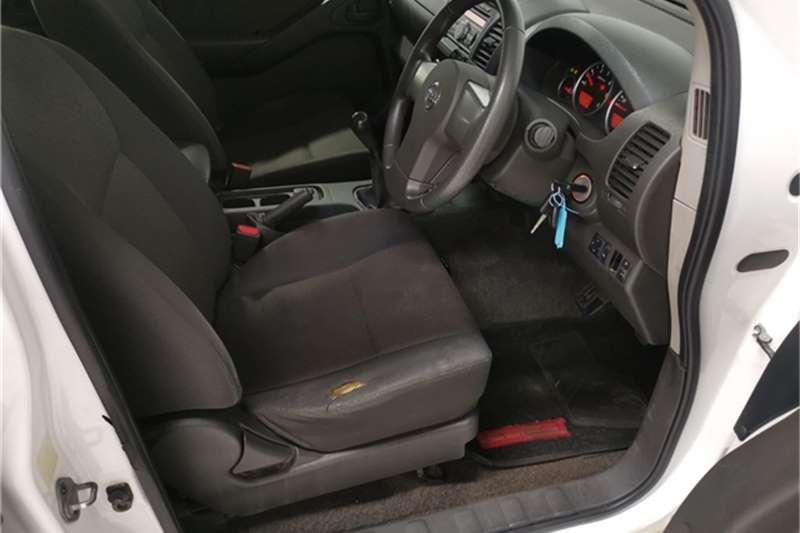 Used 2013 Nissan Navara 2.5dCi double cab 4x4 XE