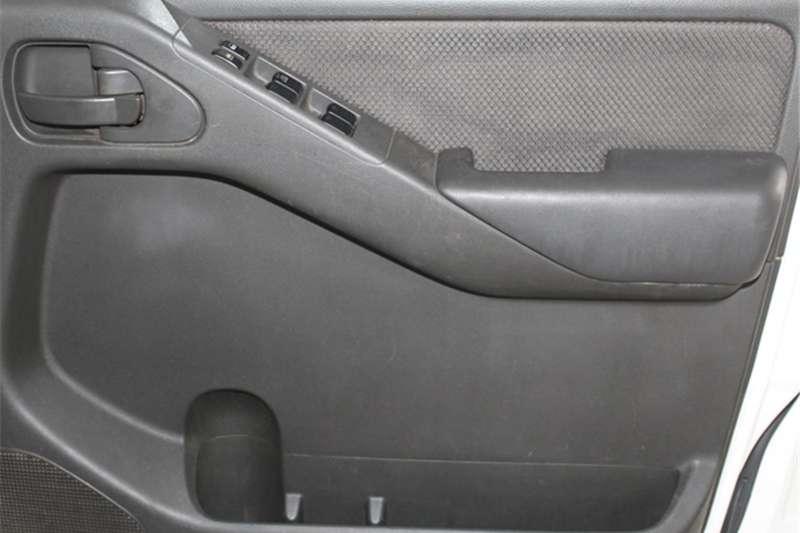 Nissan Navara 2.5dCi double cab 4x4 XE 2014