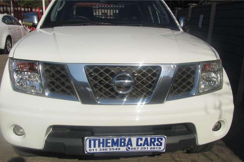 Nissan Navara 2.5dCi double cab LE 2008