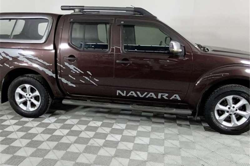 2011 Nissan Navara Navara 2.5dCi double cab LE