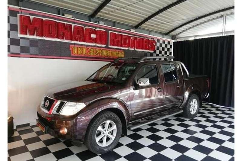 Nissan Navara 2.5dCi Double Cab LE 2012