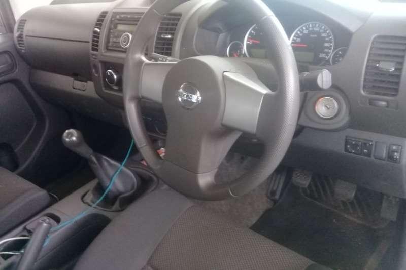 Nissan Navara 2.5dCi double cab LE 2014