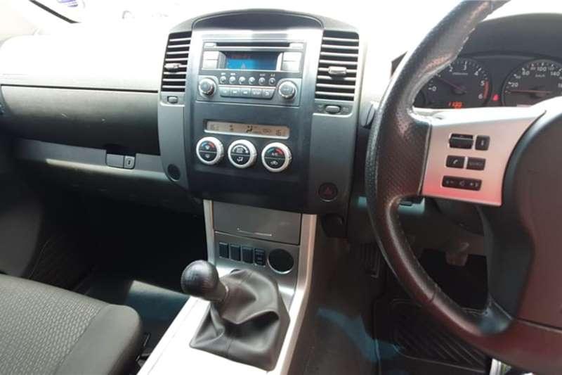 Nissan Navara 2.5dCi double cab LE 2016