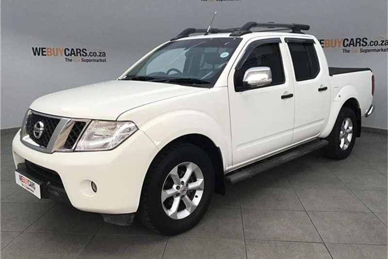 Nissan Navara 2.5dCi double cab LE auto 2011