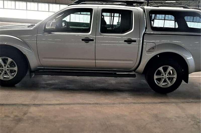 Used 2012 Nissan Navara 2.5dCi double cab LE auto