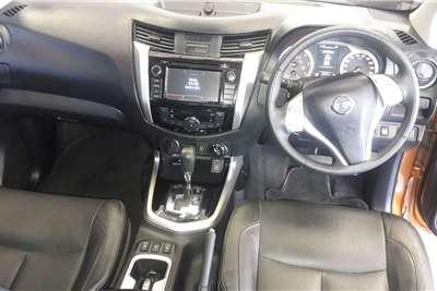 Nissan Navara 2.5dCi double cab LE auto 2018