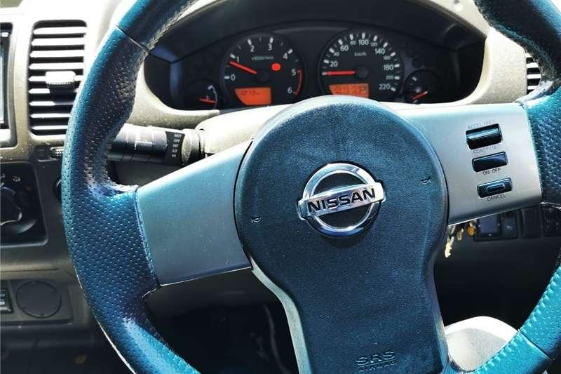 Nissan Navara 2.5dCi double cab LE automatic 2006