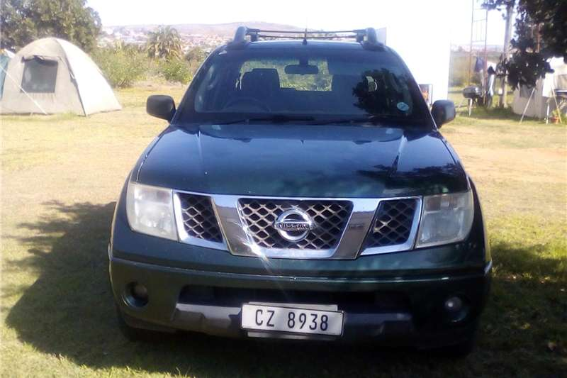 Nissan Navara 2.5dCi double cab SE 2007