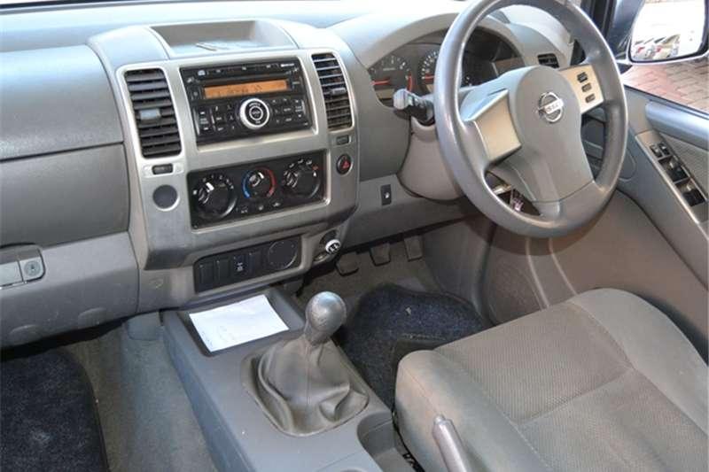 Nissan Navara 2.5dCi double cab SE 2010