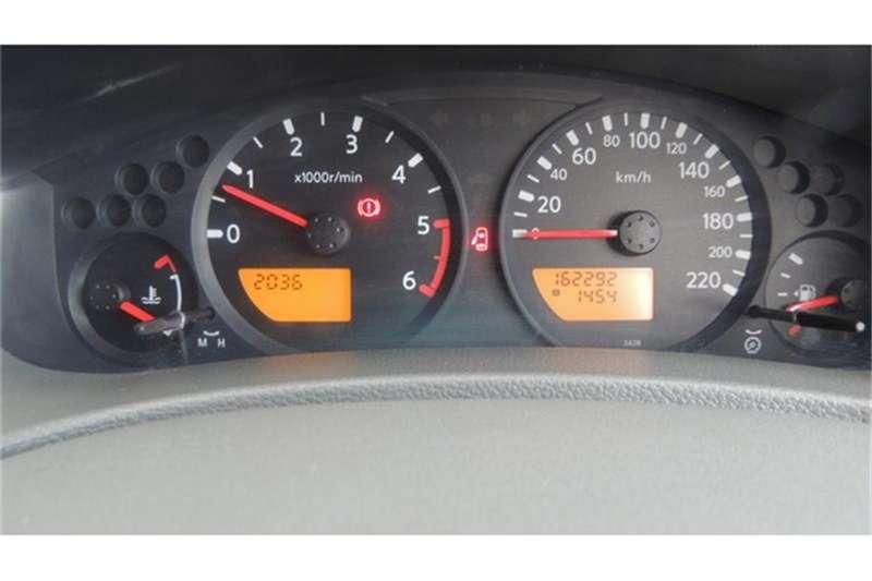 Nissan Navara 2.5dCi double cab SE 2012