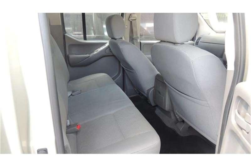 2012 Nissan Navara Navara 2.5dCi double cab SE