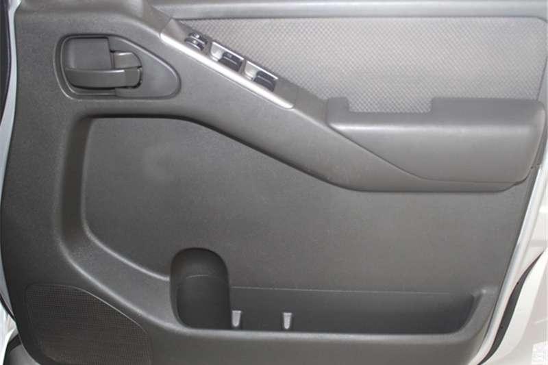 Nissan Navara 2.5dCi double cab SE 2013