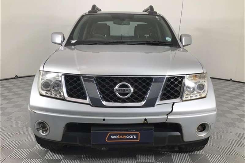 Nissan Navara 2.5dCi double cab XE 2009