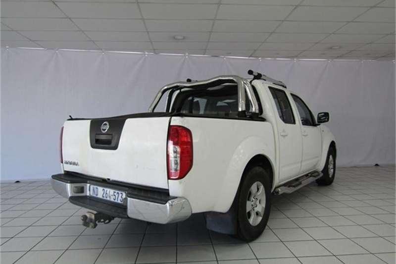 Nissan Navara 2.5dCi double cab XE 2012
