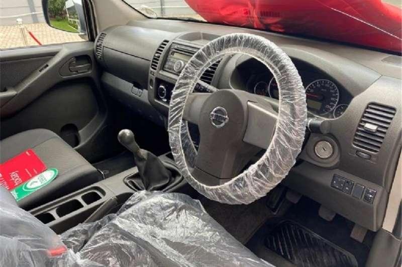 2016 Nissan Navara Navara 2.5dCi double cab XE