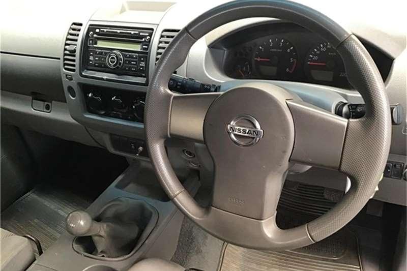 Nissan Navara 2.5dCi KingCab 4x4 XE 2010