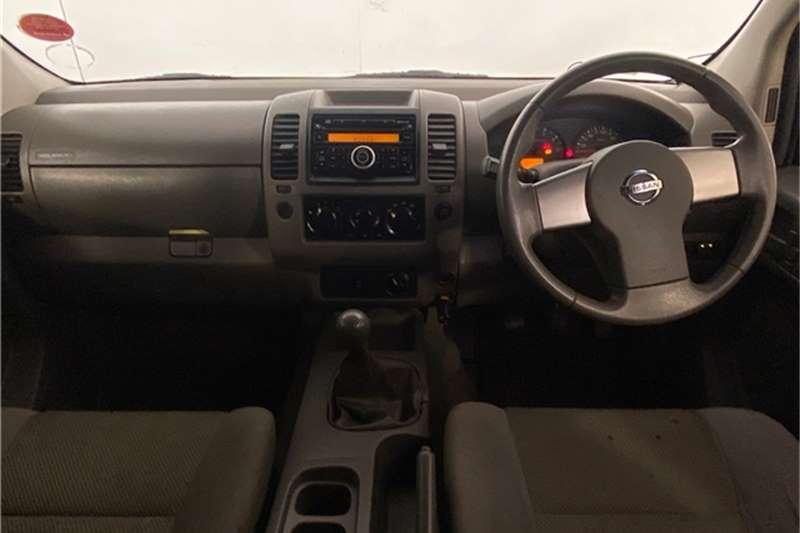 2011 Nissan Navara Navara 2.5dCi KingCab 4x4 XE