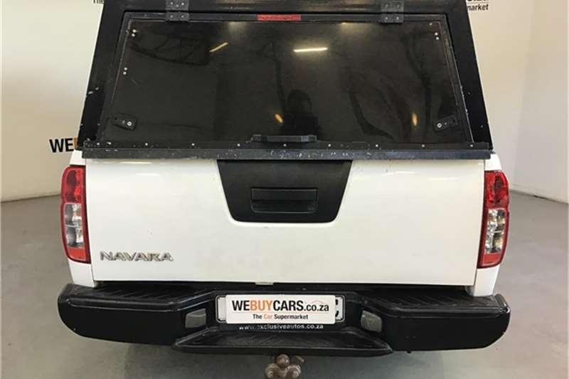 Nissan Navara 2.5dCi KingCab 4x4 XE 2013