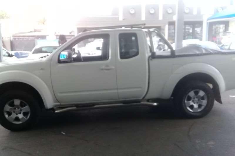 Nissan Navara 2.5dCi KingCab 4x4 XE 2014