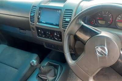 2011 Nissan Navara Navara 2.5dCi KingCab XE