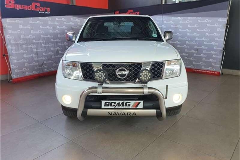 2016 Nissan Navara Navara 2.5dCi KingCab XE