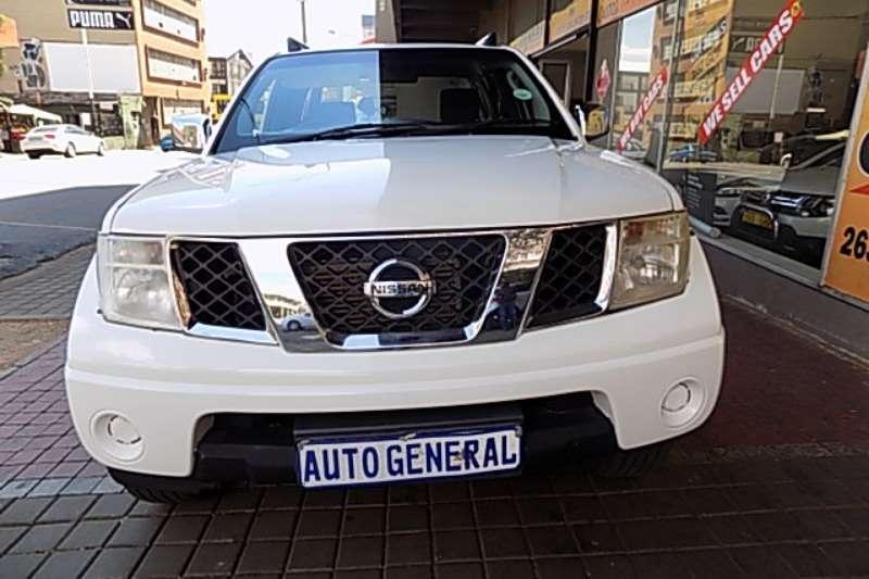 Nissan Navara 2.5dCi Super Cab 2014