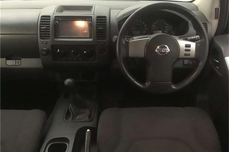 Nissan Navara 4.0 2010