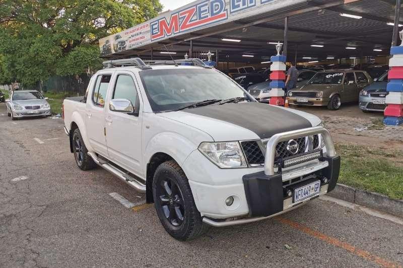 Nissan Navara 4.0 4x4 2007