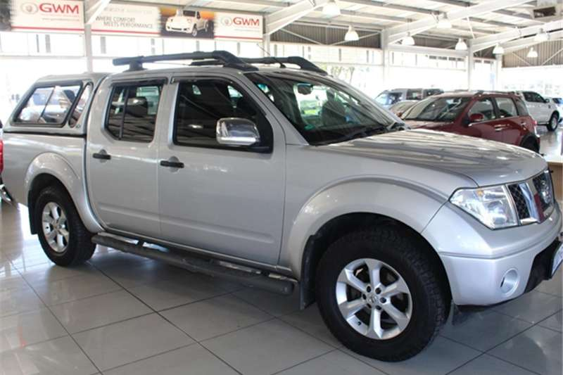 Nissan Navara 4.0 4x4 automatic 2008