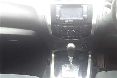 Used 2017 Nissan Navara 4.0 4x4 automatic