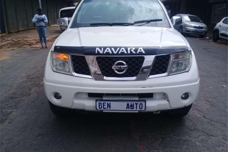 Nissan Navara 4.0 automatic 2006