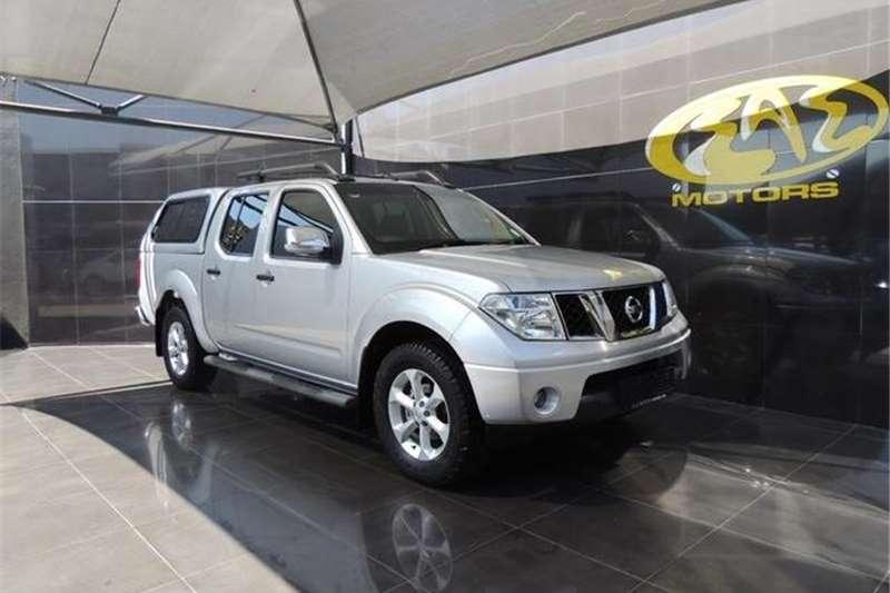 Nissan Navara 4.0 L 2008