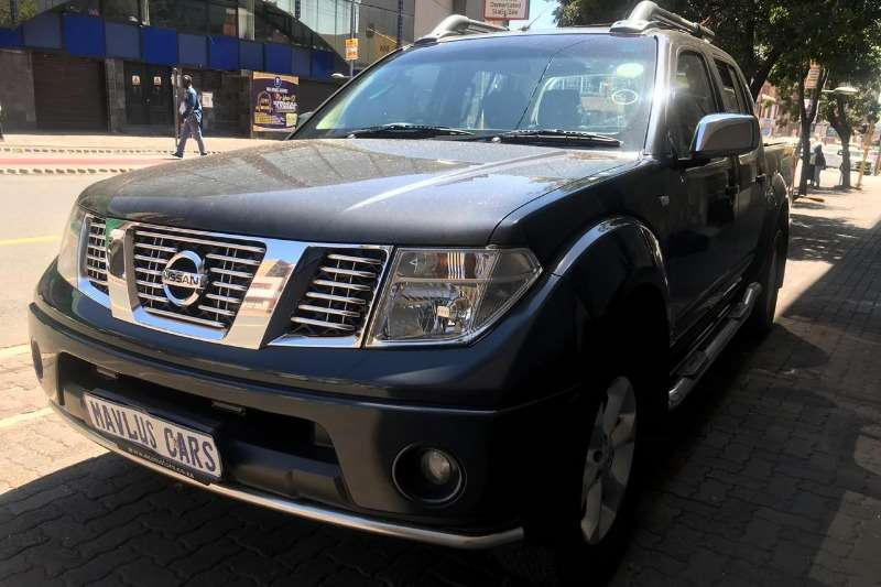 Nissan Navara 4.0 V6 double cab 4x4 LE 2006