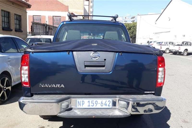 Nissan Navara 4.0 V6 double cab 4x4 LE 2007