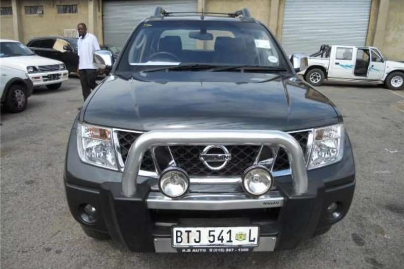 Used 2008 Nissan Navara