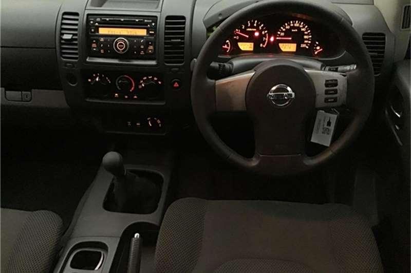 Nissan Navara 4.0 V6 double cab 4x4 LE 2010