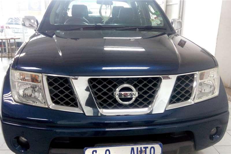 Nissan Navara 4.0 V6 double cab LE 2006