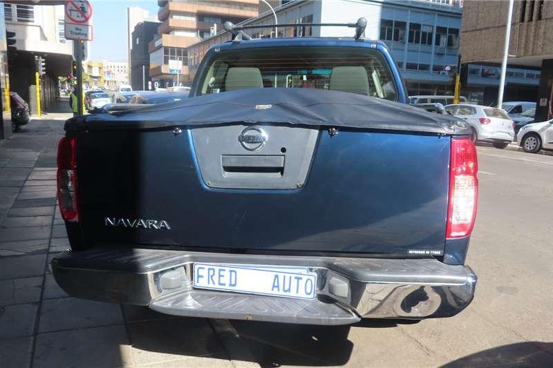 2007 Nissan Navara Navara 4.0 V6 double cab LE