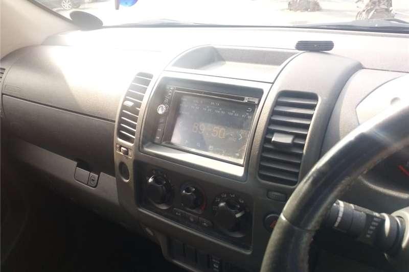 Nissan Navara 4.0 V6 double cab LE 2008