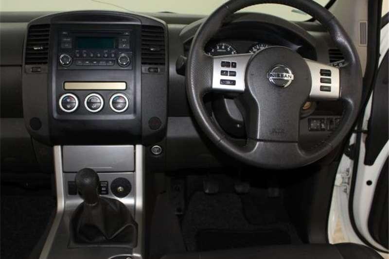 Nissan Navara 4.0 V6 double cab LE 2012