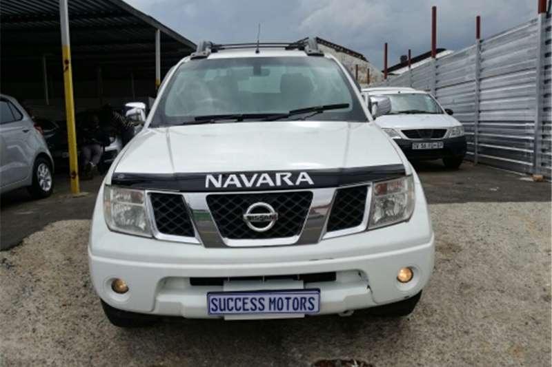 2006 Nissan Navara 4.0