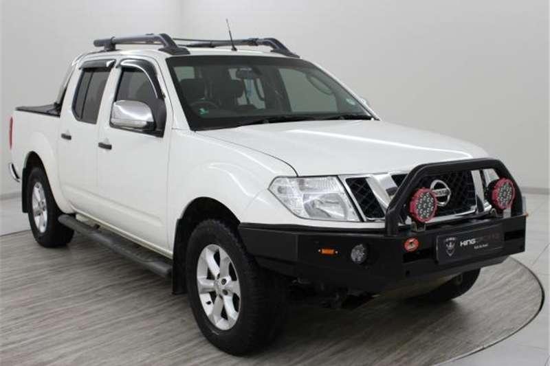 2012 Nissan Navara 4.0 V6 double cab LE