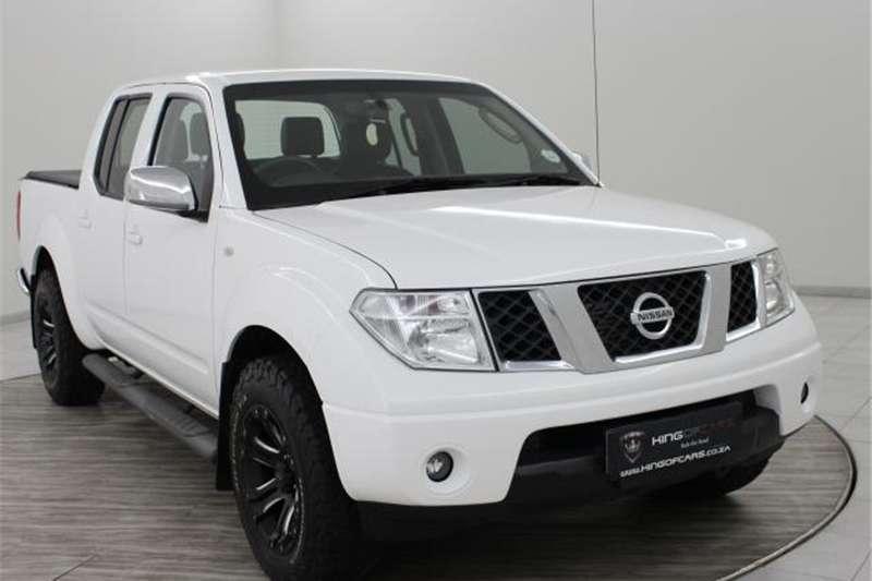 2014 Nissan Navara 2.5dCi double cab XE