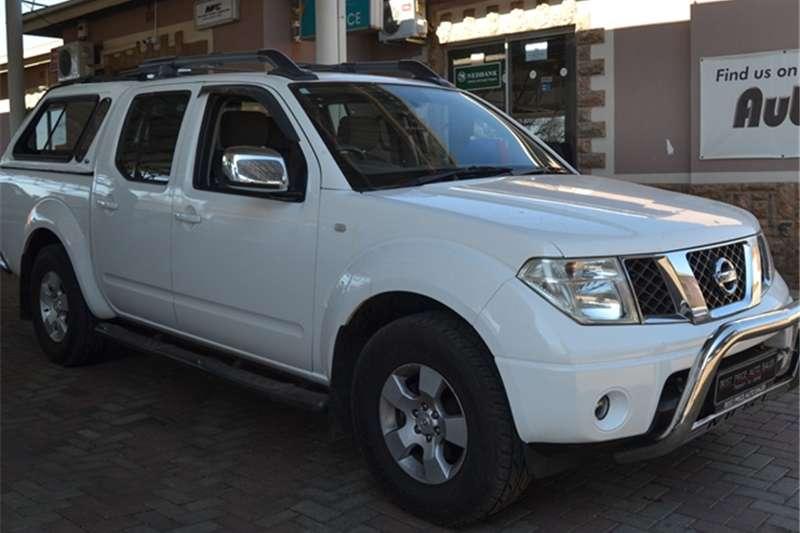 2010 Nissan Navara 2.5dCi double cab SE
